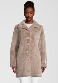 Rino&Pelle - Winter coat - silver cloud - 0