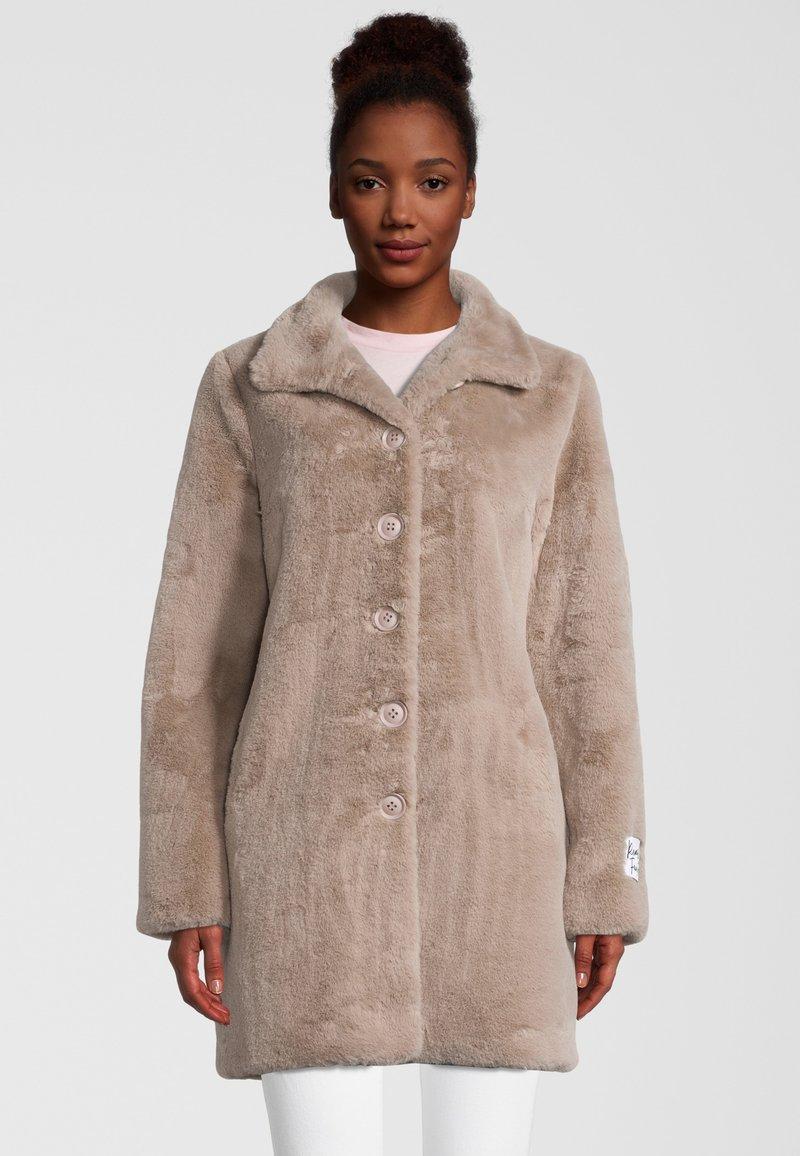 Rino&Pelle - Winter coat - silver cloud