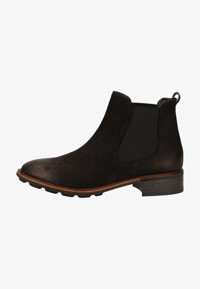 Boots à talons - schwarz 037