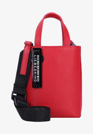 Handbag - red pepper