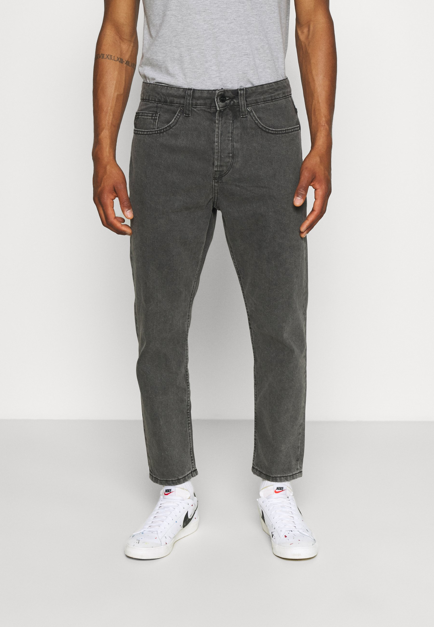 Men ONSAVI BEAM LIFE CROP - Relaxed fit jeans