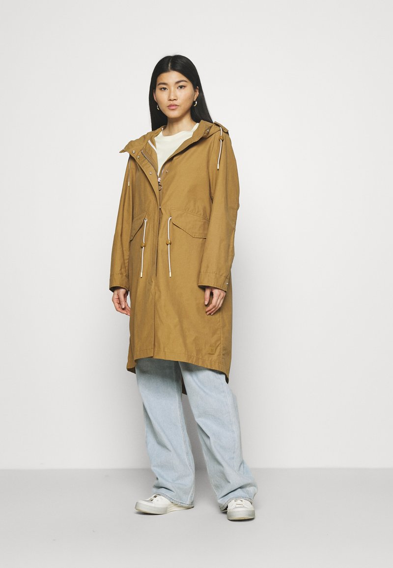 Marc O'Polo DENIM - Parka - suntanned