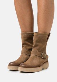 Felmini - EXTRA - Platform ankle boots - marvin stone - 0