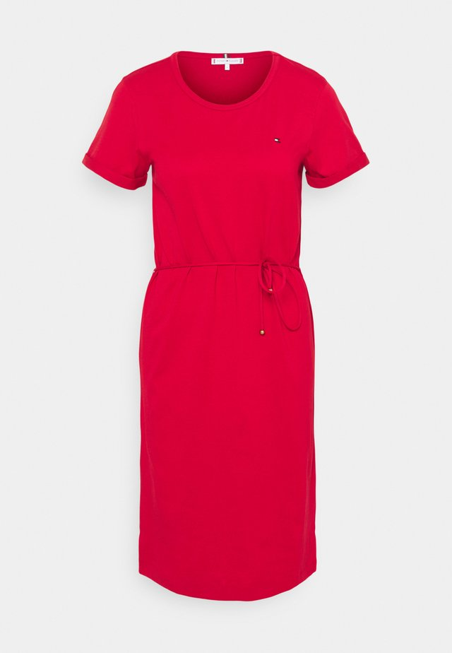 COOL SHORT DRESS - Sukienka letnia - primary red