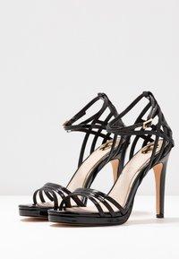 Buffalo - FIRA - High heeled sandals - black - 4