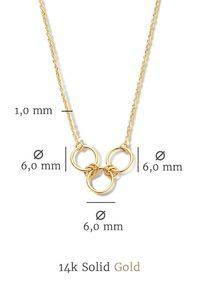 Isabel Bernard - Necklace - gold - 6