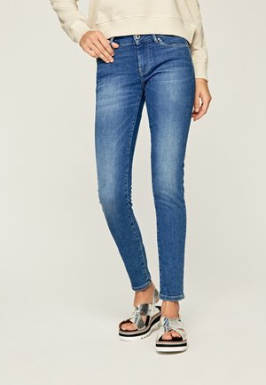 SOHO - Slim fit jeans - blue denim
