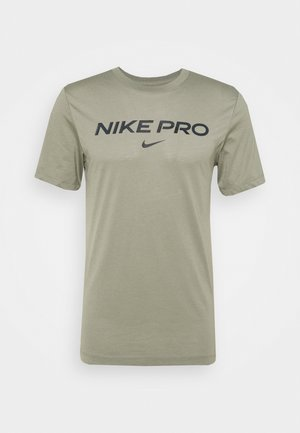 TEE PRO - Camiseta estampada - light army