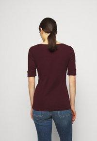 Lauren Ralph Lauren - Basic T-shirt - pinot noir - 2