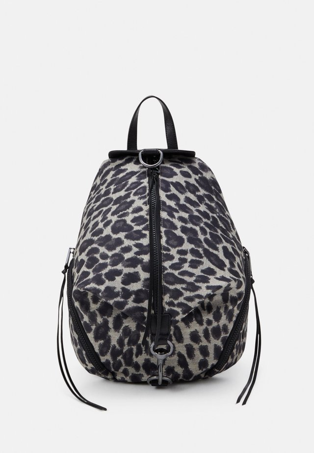 JULIAN BACKPACK - Reppu - black