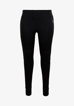 ALILY LONG - Leggings - black