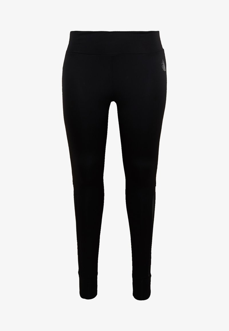 Active by Zizzi - ALILY LONG - Tights - black