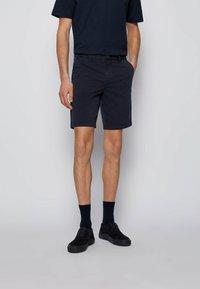 BOSS - SCHINO - Shorts - dark blue - 0