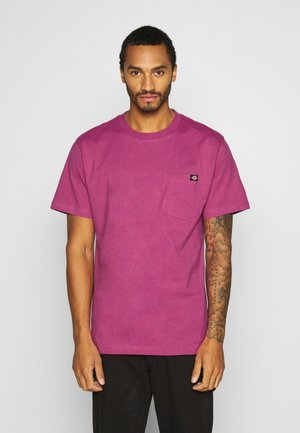 PORTERDALE POCKET - T-shirts basic - pink berry