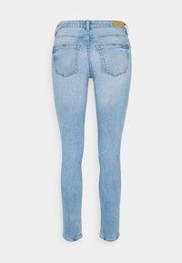edc by Esprit - Slim fit jeans - blue light wash - 1