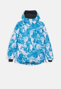 Kjus - GIRLS MARA JACKET - Ski jacket - blue/pink - 0