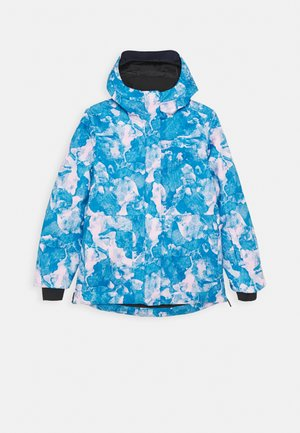 GIRLS MARA JACKET - Ski jacket - blue/pink