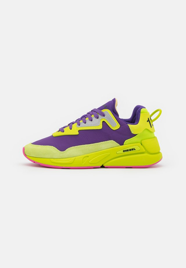 SERENDIPITY - Sneakersy niskie - yellow/purple