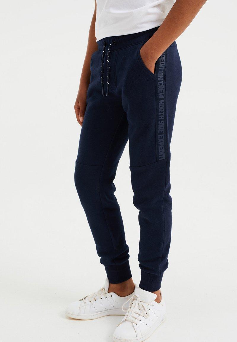 WE Fashion - Trainingsbroek - dark blue