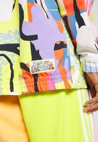adidas Originals - UNISEX LOVE UNITES - Summer jacket - multicolor - 6