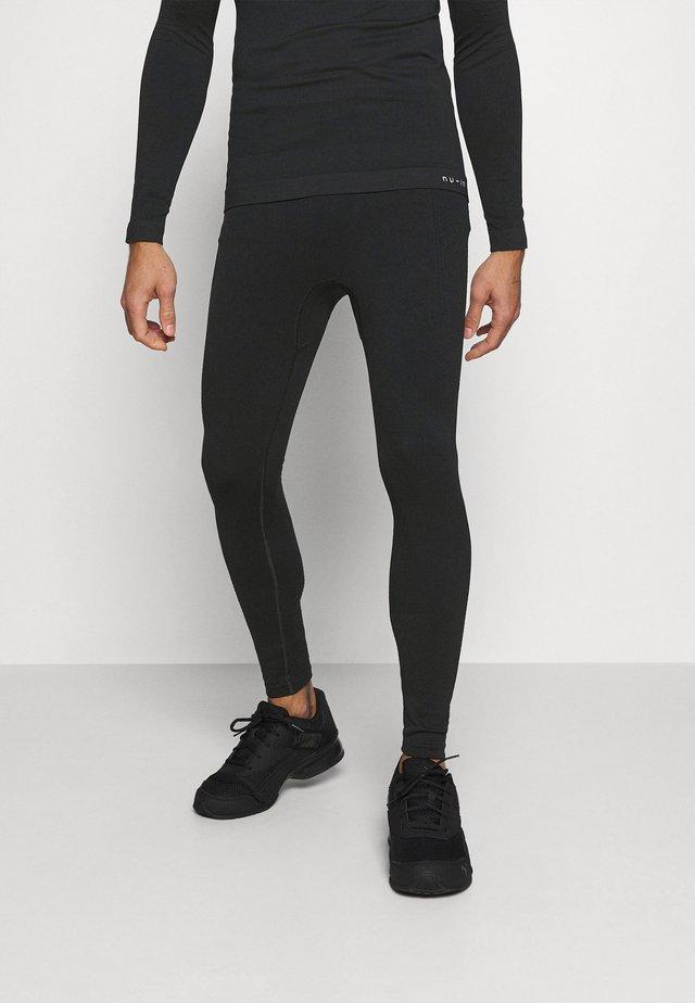 COMPRESSION SEAMLESS  - Collants - black