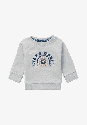 TROMSO - Sweatshirt - Sweatshirt - grey mel.