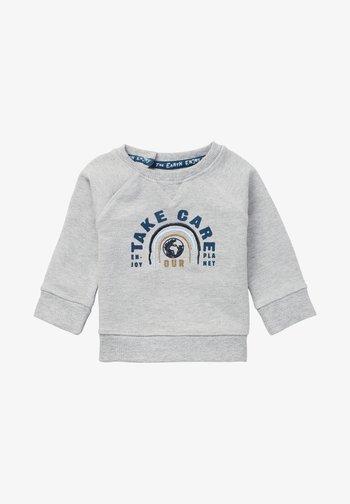 TROMSO - Sweatshirt - Sweater - grey mel.