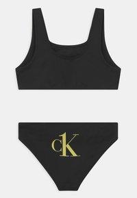 Calvin Klein Swimwear - SET - Bikini - black - 1