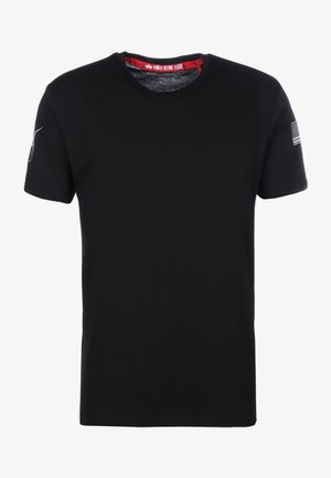 NASA T  - Print T-shirt - black