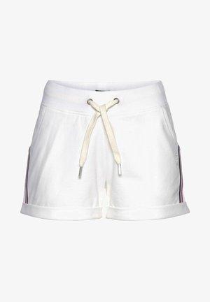 Sports shorts - weiß