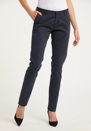 Chino kalhoty - dunkelmarine