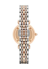 Emporio Armani - Montre - silver-coloured/rosegold-coloured - 2