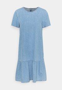 Marc O'Polo DENIM - Denimové šaty - vintage light blue - 0