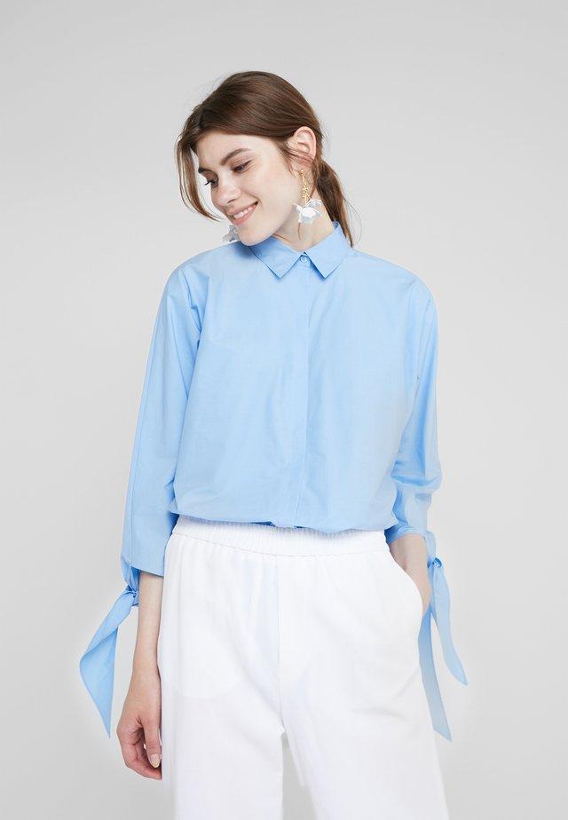 NIETZSCHE - Skjortebluser - powder blue