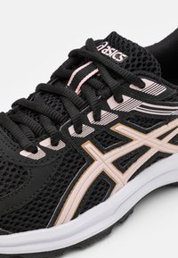 ASICS - GEL-BRAID - Zapatillas de running neutras - black/ginger peach - 5