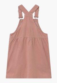 Lindex - MINI DRESS MAGGIE - Denní šaty - dusty pink - 1