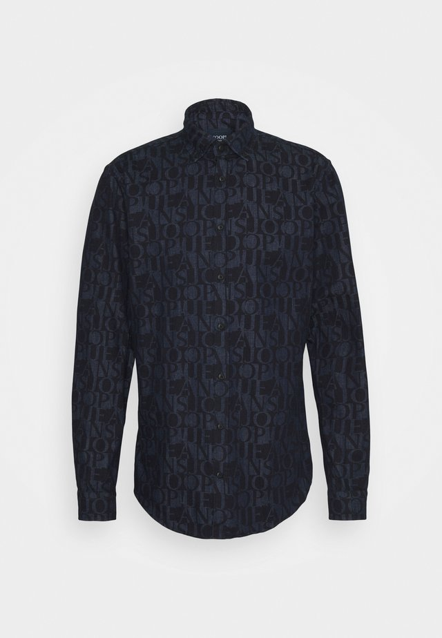 HELI - Overhemd - dark blue