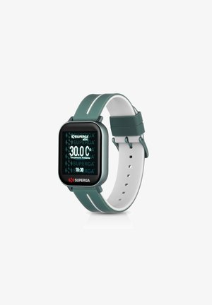 Smartwatch - turquoise/white