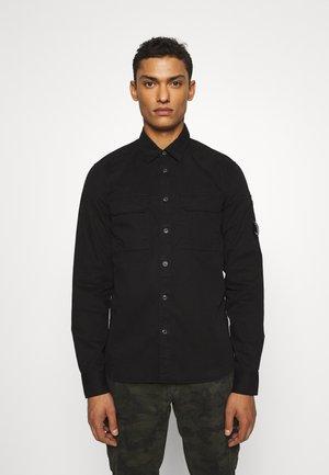 LONG SLEEVE - Košile - black