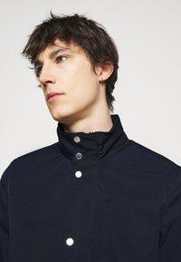 J.LINDEBERG - TERRY POLY STRETCH - Short coat - navy - 5