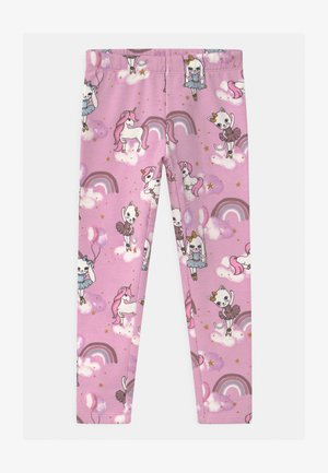 MINI SWEET - Leggings - Trousers - dusty pink