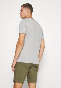 Pier One - T-shirt - bas - light grey - 2