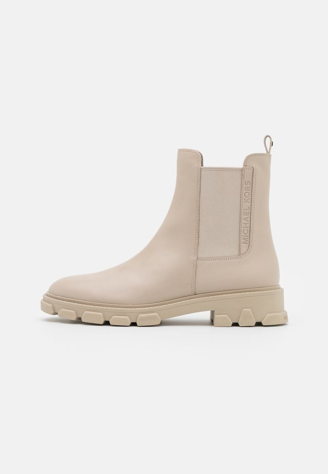 RIDLEY BOOTIE - Botki - light sand