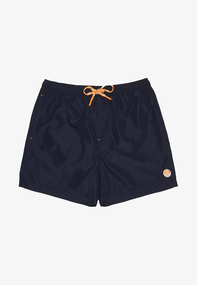 Swimming shorts - navy blue