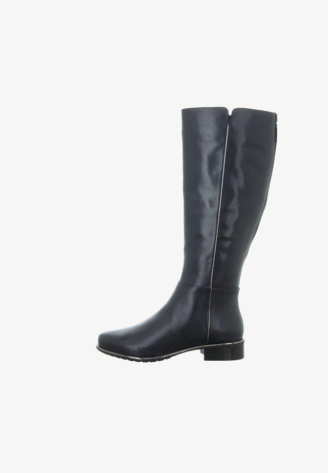 Boots - dunkelblau kombi