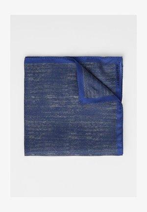 Lommetørklæde - lake blue