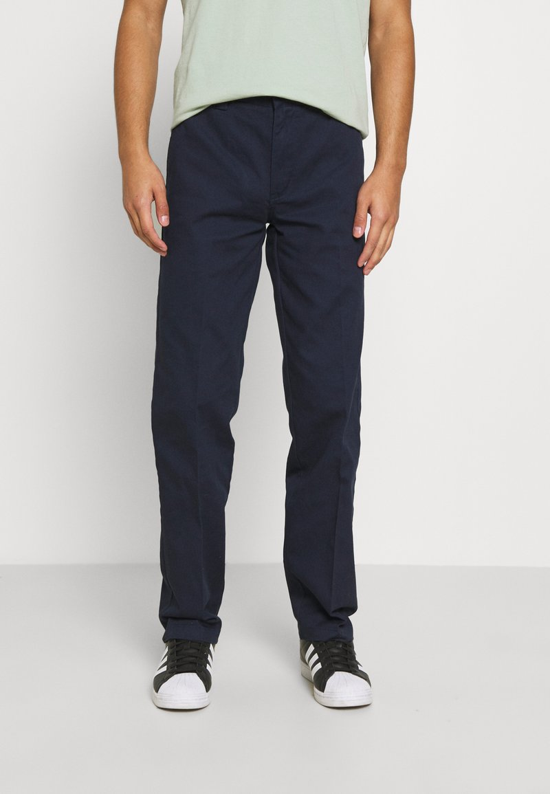 Santa Cruz - DOT WORKPANT - Pantalon classique - dark navy