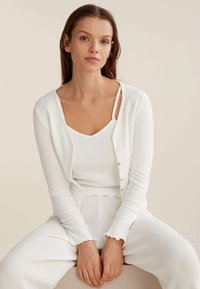 OYSHO - Pyjama top - white - 4