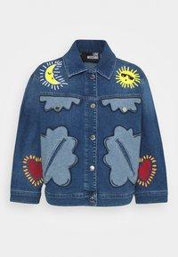 Love Moschino - Denim jacket - denim - 0