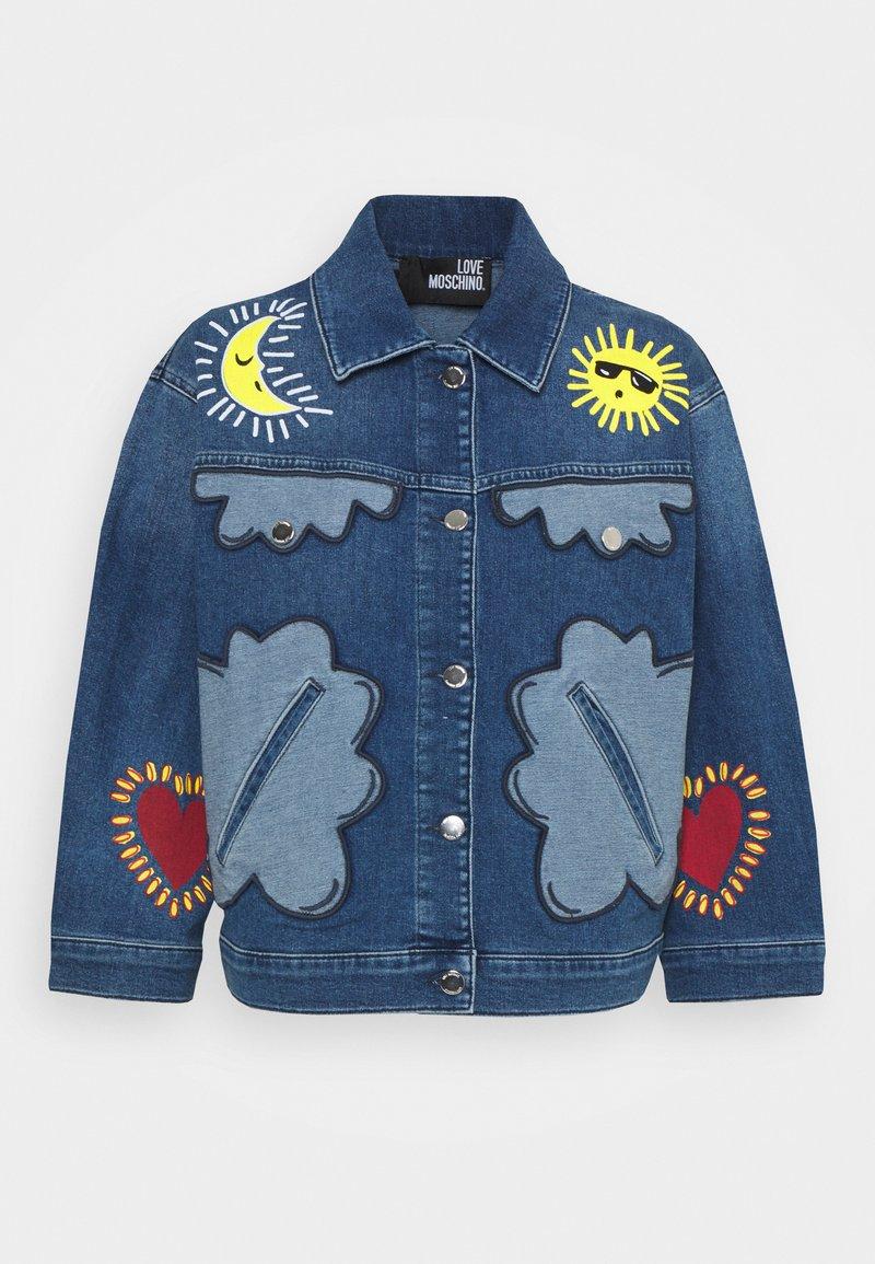Love Moschino - Denim jacket - denim